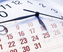 Правительство одобрило график отработки нерабочих дней для бюджетников