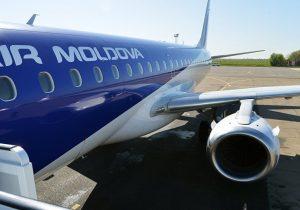 Air Moldova a împrumutat 2 mln de euro, însă banii au fost blocați. Compania acuză guvernul că vrea să falimenteze Avia Invest