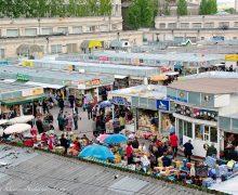 Мэрия Кишинева проверит работу Центрального рынка