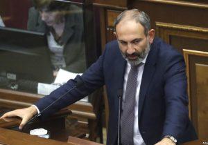 Prim-ministrul Armeniei a fost testat pozitiv cu COVID-19. S-au infectat și membrii familiei sale
