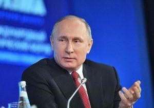 Путин объявил вРоссии недельные выходные из-за коронавируса
