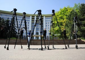 """ONG-urile de media, solidare cu NewsMaker, după presiunile poliției: """"Este o sfidare a libertății presei"""""""