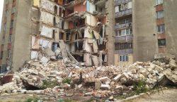 Правительство определило компенсации для жильцов уцелевшего подъезда рухнувшей многоэтажки в…