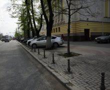 Мэрия запретит парковку у кинотеатра Patria Loteanu