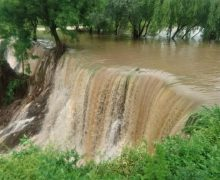 Как в Молдове дожди затопили города и села. В восьми фото и двух видео
