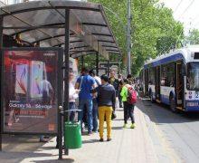 В Кишиневе пассажиры смогут следить онлайн за движением общественного транспорта. Когда это будет?