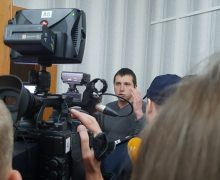 Григорчука задержали на 72 часа после инцидента с прокурором Шендрей