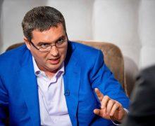 Усатый подаст вГенпрокуратуру жалобу наПлахотнюка за«создание организованной преступной группы»