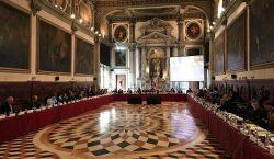Венецианскую комиссию спросить забыли. Это главная претензия комиссии к поправкам…