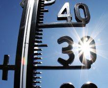 В Молдове синоптики предупреждают о жаркой погоде