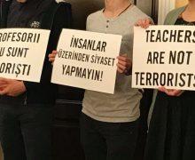 Гостайна, покрытая мраком. Жены высланных турецких учителей более года судятся с Бюро миграции