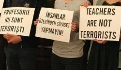 Гостайна, покрытая мраком. Жены высланных турецких учителей более года судятся…