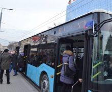 В Кишиневе последние шесть автобусов ISUZU Cityport вышли на маршруты