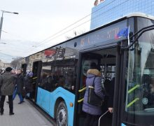 Мунсовет Кишинева увеличил срок эксплуатации ипробег автобусов, которые может покупать автобусный парк