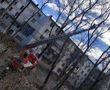 В Молдове синоптики продлили желтый код метеоопасности из-за сильного ветра