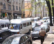 ВКишиневе с1ноября изменится маршрут двух микроавтобусов