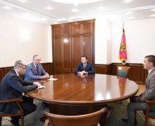 Додон подписал указ о назначении Думитру Робу и.о. генпрокурора