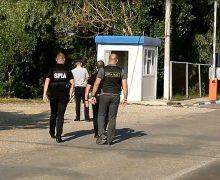 МВД подтвердило информацию о задержании главы таможенного поста в Кагуле Василе Бакалу