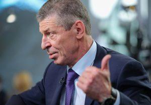 «Больших рисков с транзитом через Украину нет». Козак пообещал, что газ в Молдове будет
