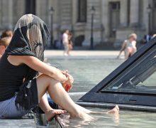 ВоФранции из-за аномальной жары погибло почти 1,5тыс. человек