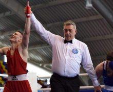 Молдавский боксер Дорин Букша вышел в финал чемпионата Европы среди юниоров