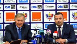 Федерация футбола выбрала тренера, который будет готовить сборную Молдовы котборочному…