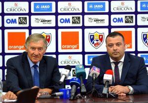 Федерация футбола выбрала тренера, который будет готовить сборную Молдовы котборочному туру чемпионата Европы