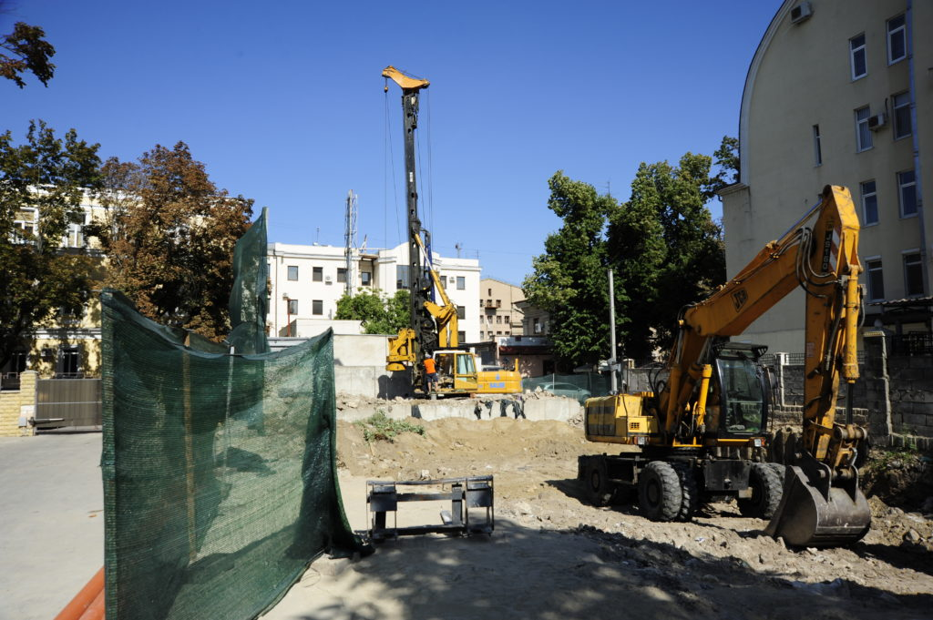 Центр Кишинева пользуется сносом. Как город лишился еще одного здания-памятника