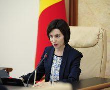 Санду дала Высшему совету магистратуры две недели на чистку судебной системы