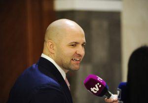Владимир Чеботарь станет кандидатом Демпартии в мэры Кишинева. Если не арестуют