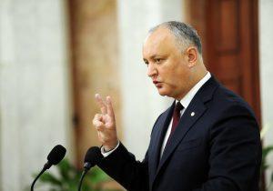 «Видно, что общественное телевидение продвигает социалистов». Как Додон выступал на Moldova 1