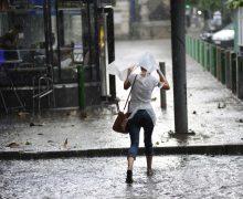 ВМолдове синоптики обещают навыходных дожди игрозы