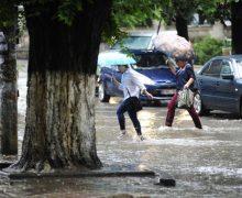 ВМолдове ожидается еще день гроз играда
