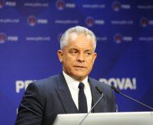 Усатый сообщил, что Плахотнюка задержали вСША. Экс-демократ ему ответил