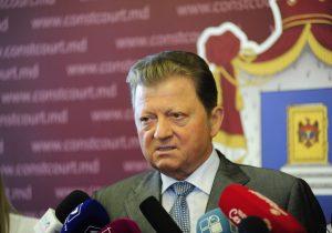 Владимир Цуркан увяз всудах. Экс-глава КСпродолжает добиваться восстановления