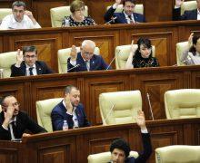 Парламент назначил трех членов Центральной избирательной комиссии