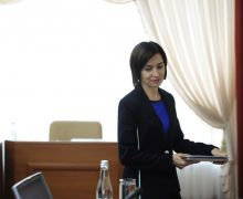 Майя Санду осенью отправится свизитом вМоскву
