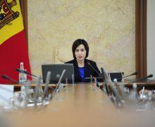 Правительство Майи Санду собралось на заседание. Онлайн-трансляция
