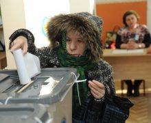 ЦИК подвел итоги выборов 24 февраля. Подсчитано 100% голосов