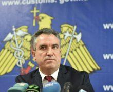 Виталий Врабие подал в отставку с поста главы Таможенной службы