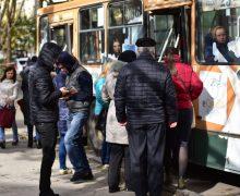 На Пасху в Кишиневе общественный транспорт будет ходить допоздна