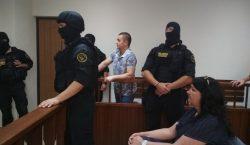 Вячеслав Платон в зале суда