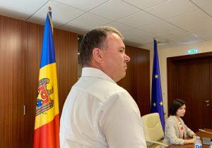 Исполнявший обязанности главы Генинспектората полиции Георге Балан подал в отставку. Кто займет его место?