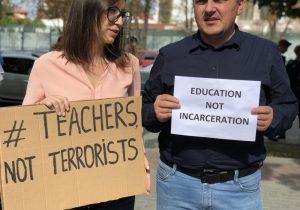 «Давайте поставим точку». Додон о своем отношении к высылке турецких учителей