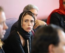 Премьер-министр Новой Зеландии получила «манифест» от террориста за несколько минут до нападения на мечети