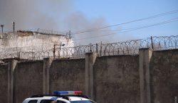 ВЛипканах заключенный поджег крышу тюрьмы