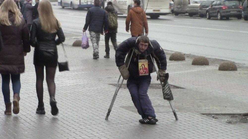 Костыли — новые прикольные фото, анекдоты, видео, посты на fishki.net | 562x1000