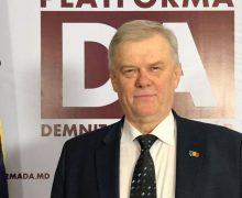 Станислав Павловский покинул партию DA