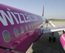 Зимой Wizz Air откроет четыре новых авиарейса из Кишинева