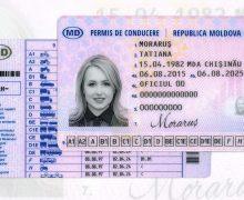 В Молдове изменятся водительские права